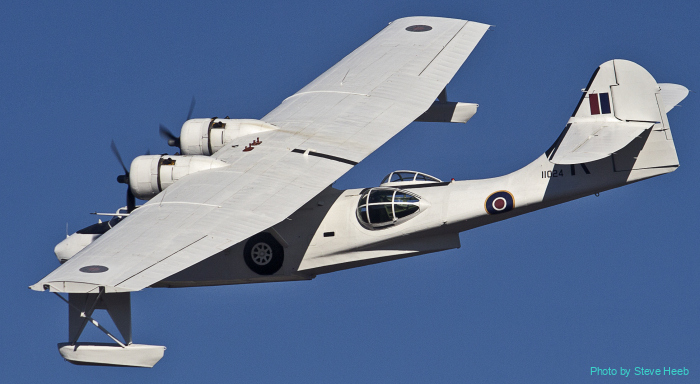 PBY Catalina / Canso (multiple)