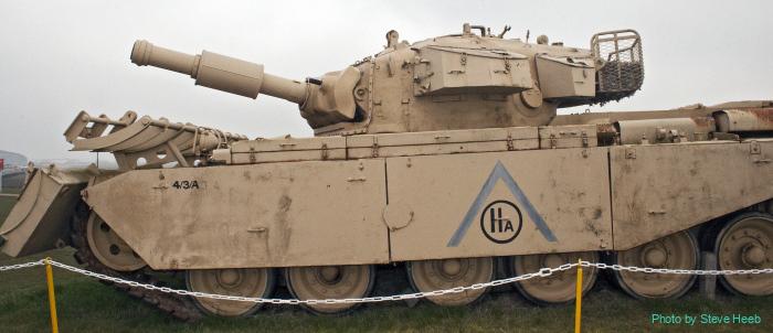 Centurion main battle tank (multiple)