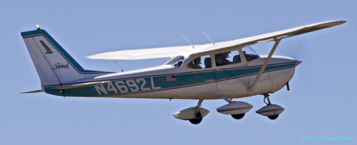 Cessna 172 Skyhawk (multiple)
