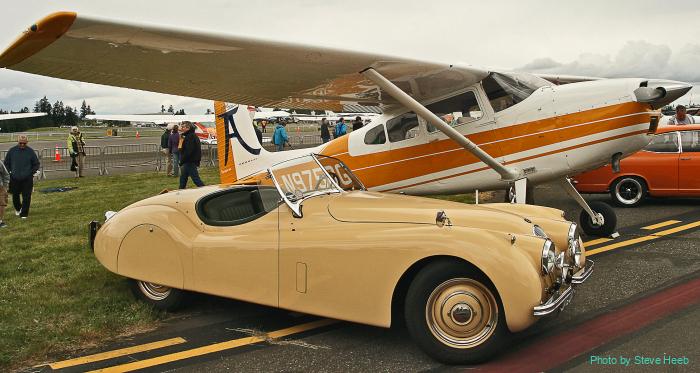 Cessna 180 (multiple)