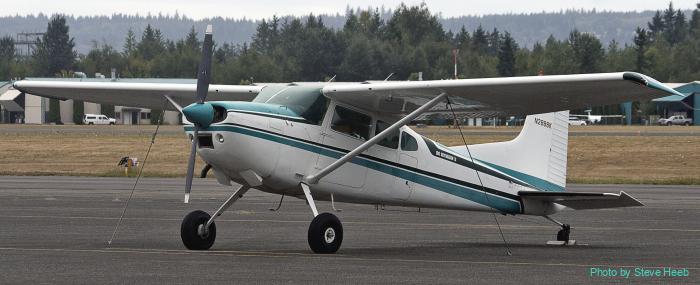 Cessna 180 Skywagon (multiple)