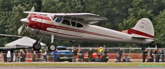 Cessna 195 Businessliner (multiple)