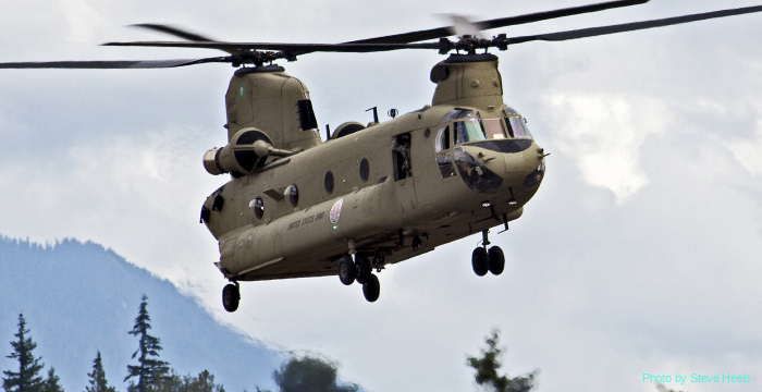 CH-47 Chinook (multiple)