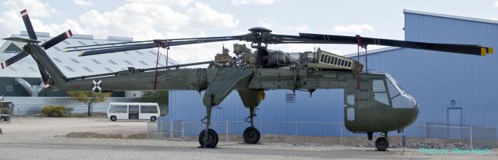 CH-54 Tarhe/Skycrane