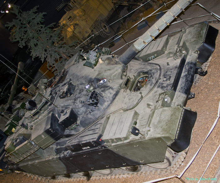 Chieftain Mk 6