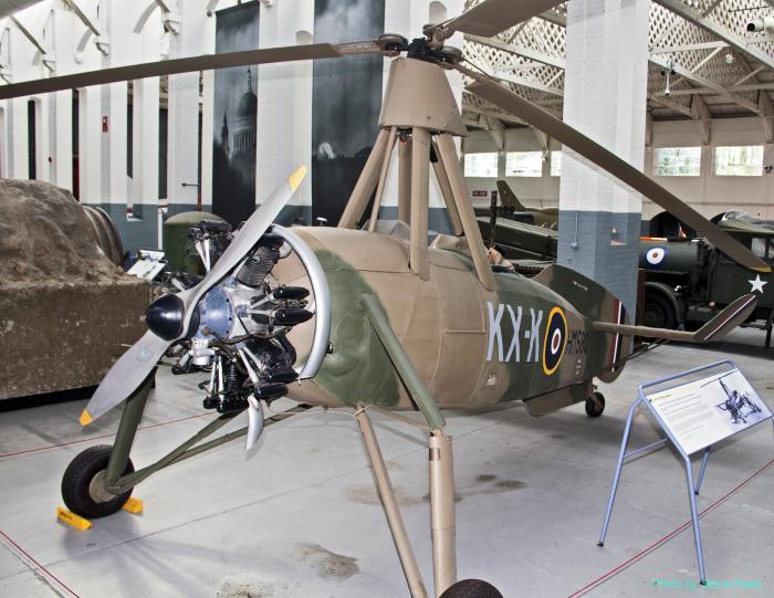 Cierva C.30 autogiro