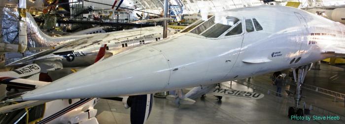 Concorde SST (multiple)