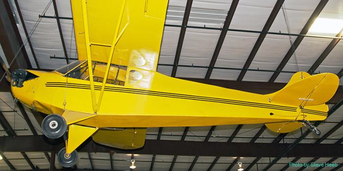 Taylorcraft Cub J-2