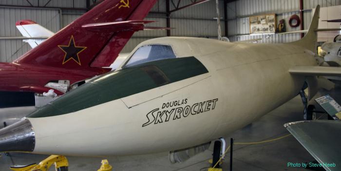 Douglas D-558-II Skyrocket (multiple)