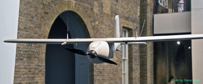 Desert Hawk III drone