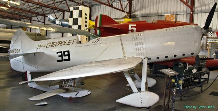 Howard DGA-5 Miss Chevrolet