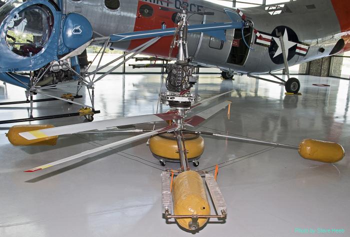 DeLackner DH-4 Heli-Vector