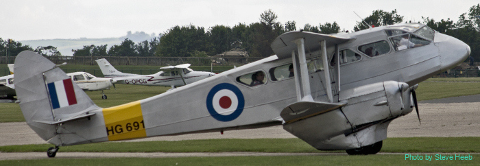 de Havilland DH.89 Dragon Rapide (multiple)