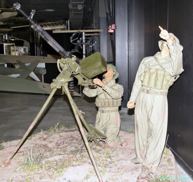DShK-38 Soviet heavy machine gun (multiple)