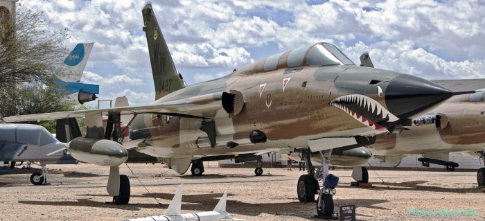 F-105 Thunderchief (multiple)