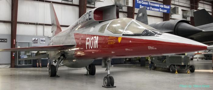 F-107A prototype (multiple)