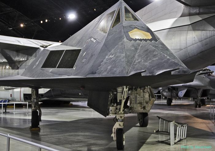 F-117 Nighthawk (multiple)