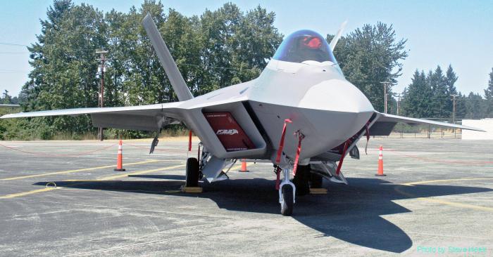 F-22 Raptor (multiple)