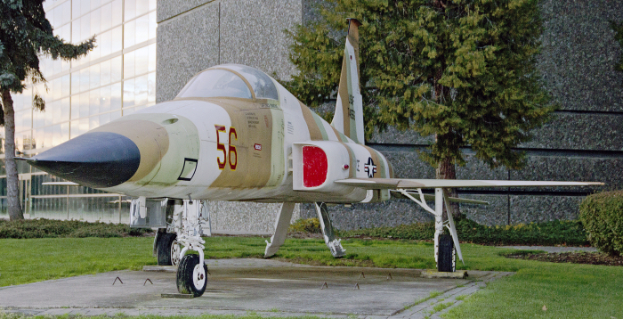 F-5 Freedom Fighter / Tiger II (multiple)