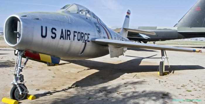 F-84F Thunderstreak (multiple)