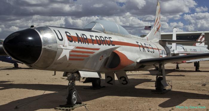 F-94 Starfire (multiple)