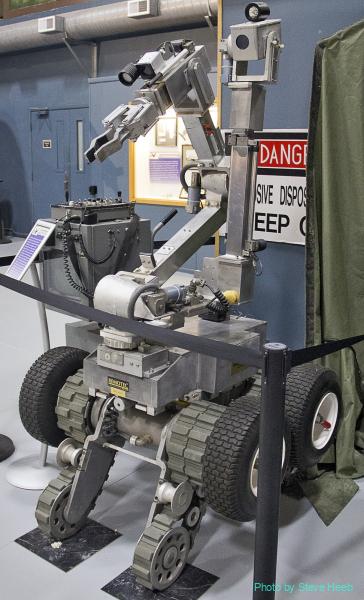 F6A Remote Robot