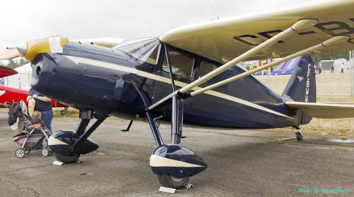 Fairchild Model 24 (multiple)