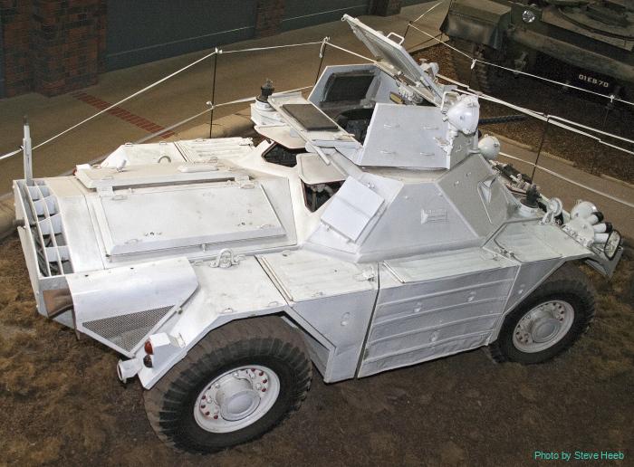 Ferret Mk2 (multiple)