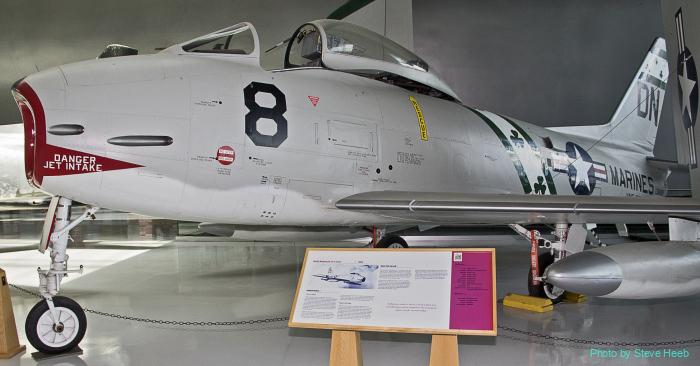 FJ-3 Fury (multiple)