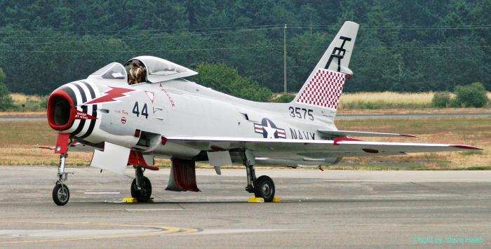 FJ-4 Fury (multiple)