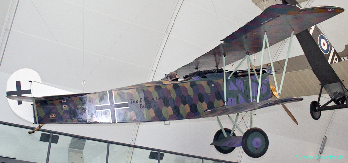 Fokker D.VII (multiple)