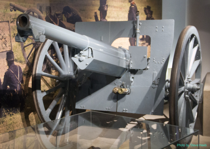 75mm Field Gun (French)