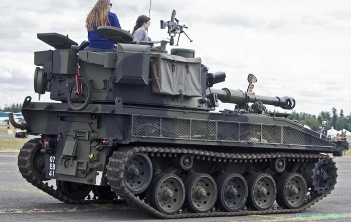 Alvis FV433 Abbot 105mm SP Gun (multiple)