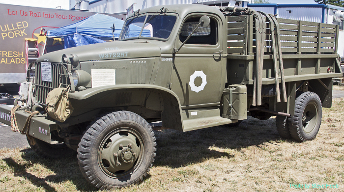 G506 Chevy Truck