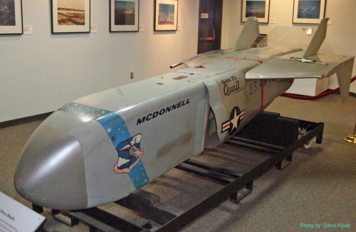 GAM 72 / ADM 20 Quail missile (multiple)