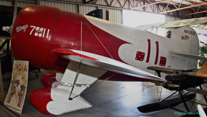 Gee Bee Model R-1 Racer