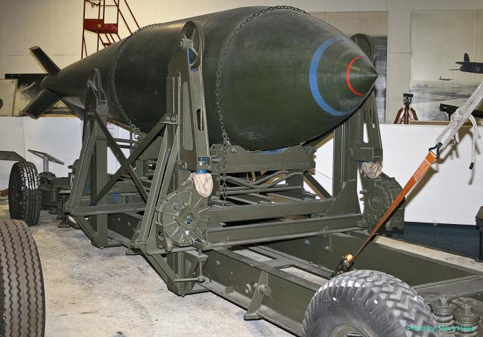 Grand Slam bomb