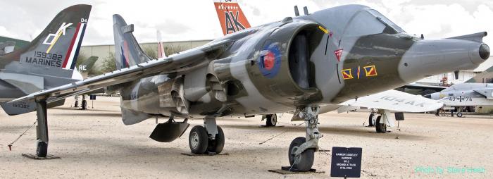 Hawker Harrier - RAF (multiple)