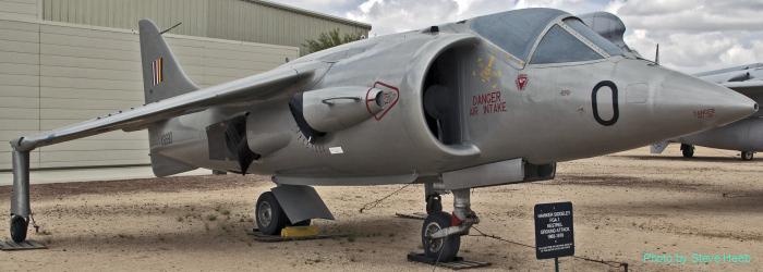 Hawker Kestrel (multiple)
