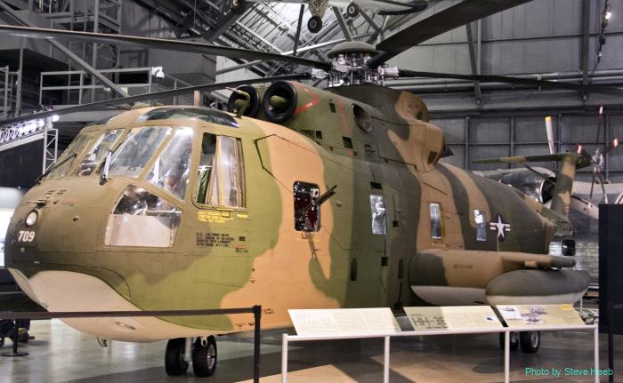 HH-3E Jolly Green Giant