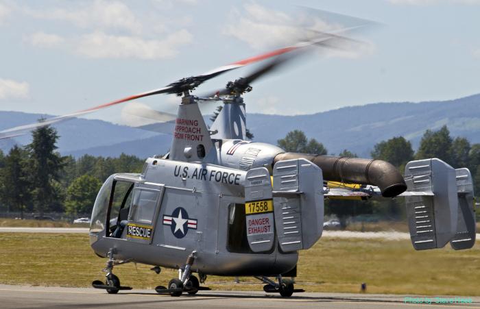 HH-43 Huskie (multiple)