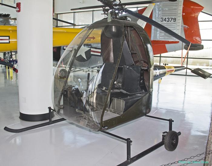 Hiller YH-32 Hornet