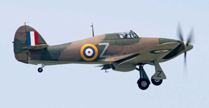 Hawker Hurricane (multiple)
