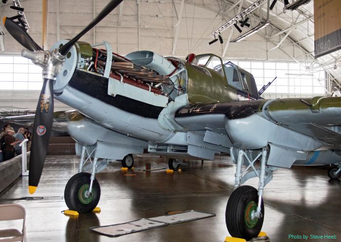 IL-2M3 Shturmovik