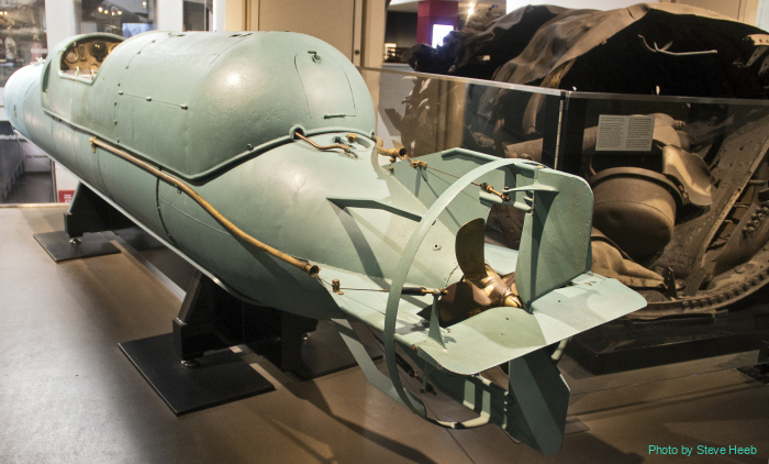 Italian human torpedo