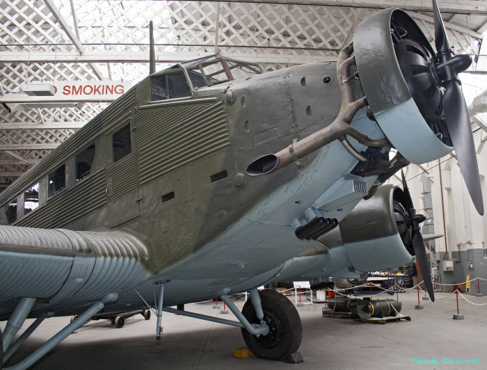 Junkers Ju-52 (multiple)