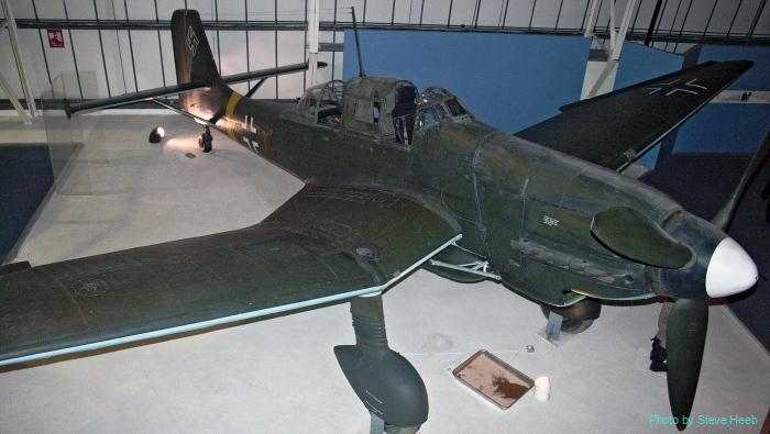 Junkers Ju 87 Stuka (multiple)