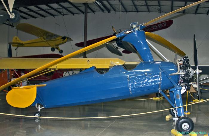Kellet KD-1A Autogiro