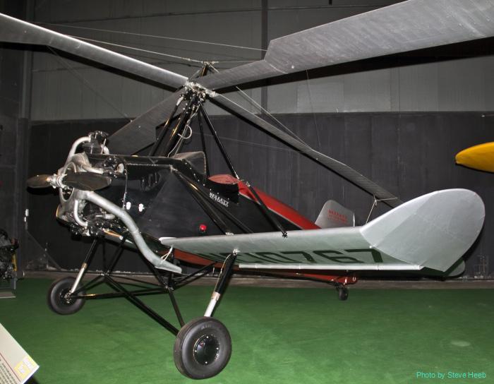 Kellet K-2 Autogyro