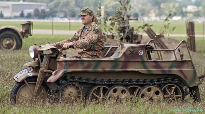 SdKfz 2 Kettenkrad (multiple)